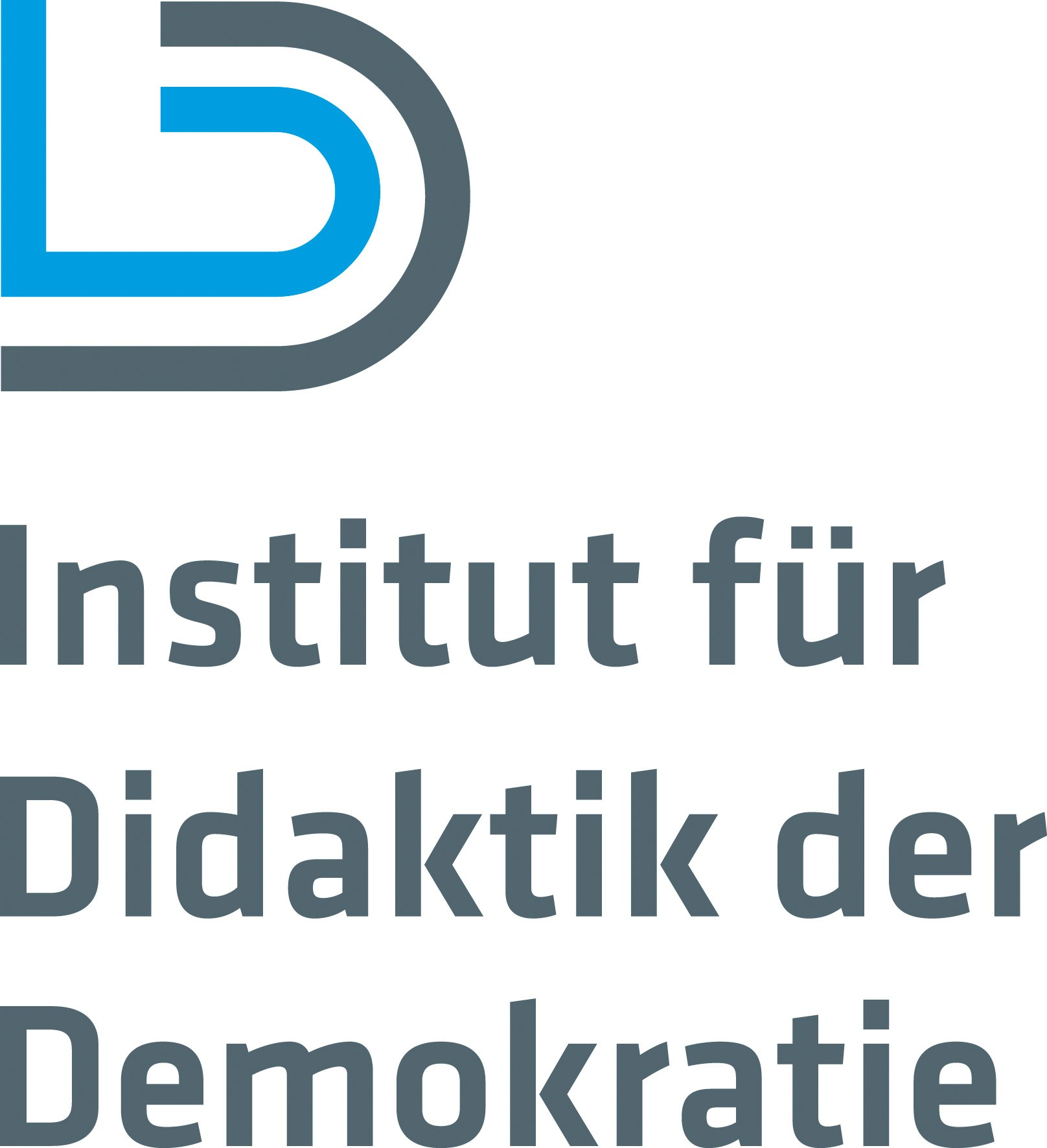Logo Institute of Didactics of  Democracy